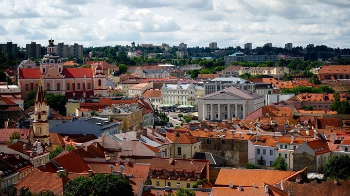 Vilnius Film Office | Vilniaus kino biuras cover