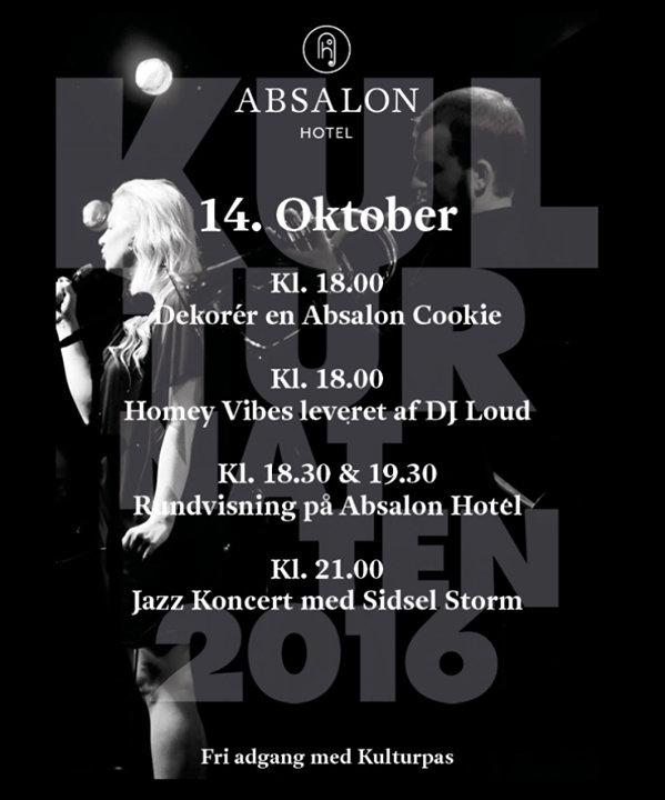 Absalon Hotel cover