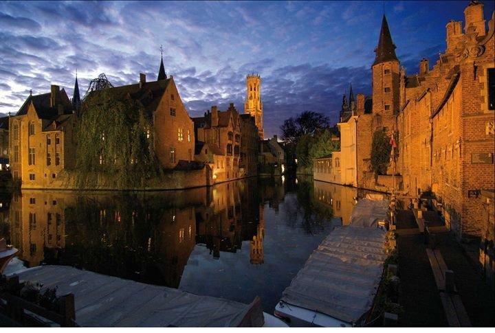 Chocolade van Brugge cover