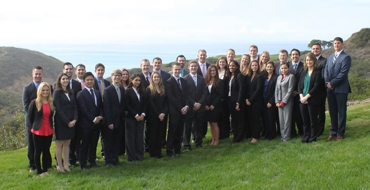 San Diego State Sports MBA Program cover