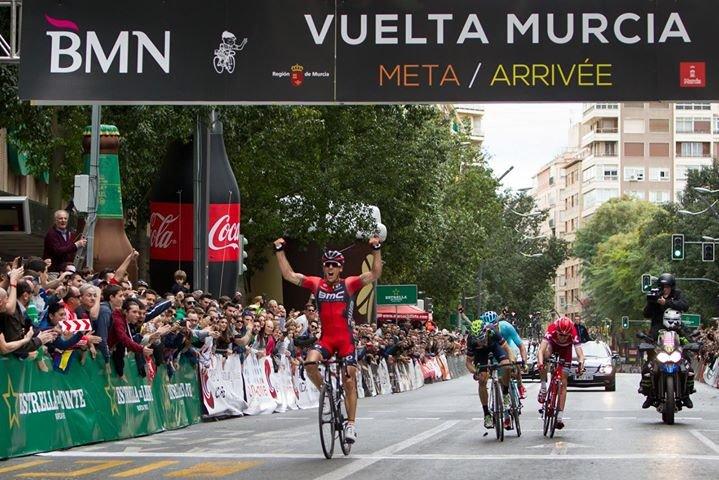 Vuelta Ciclista Murcia INTERNACIONAL cover