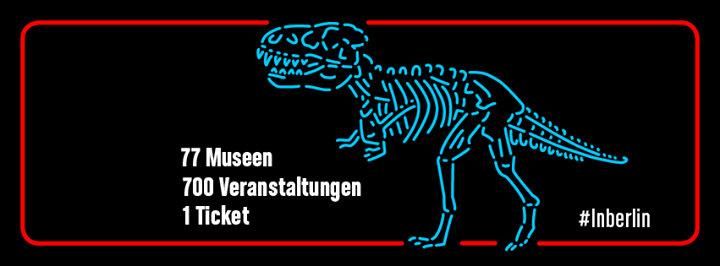 Lange Nacht der Museen Berlin cover