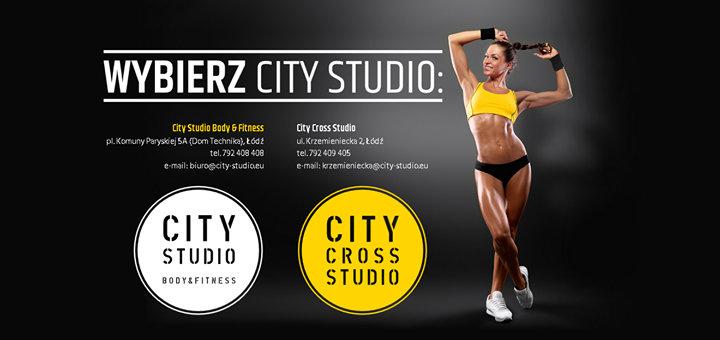 City Studio Body& Fitness Łódź cover