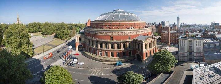 Royal Albert Hall cover
