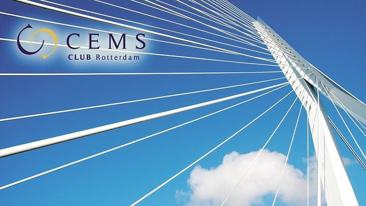 CEMS Club Rotterdam cover