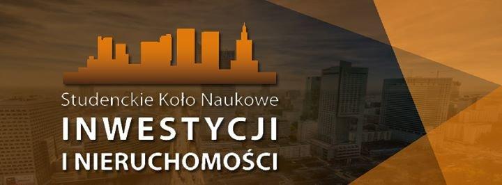 Studenckie Koło Naukowe Inwestycji i Nieruchomości (SKNIiN) cover