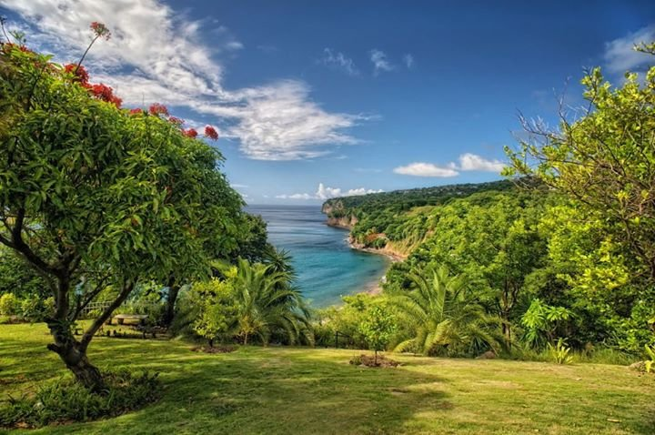 Island of Montserrat cover