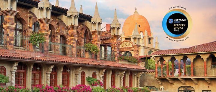 The Mission Inn Hotel & Spa cover