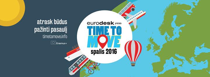 Eurodesk Lietuva cover