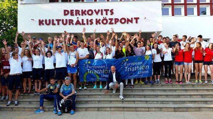 ETU European Triathlon Union cover
