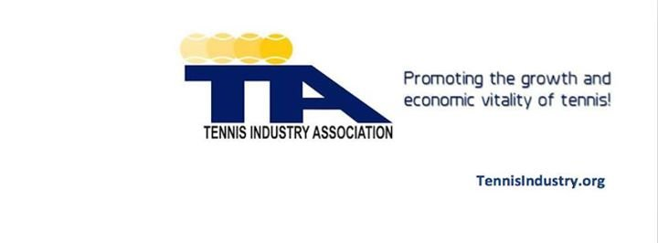Tennis Industry Association cover