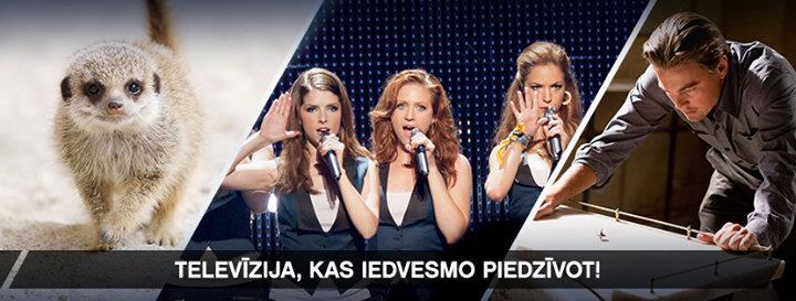 Viasat Latvija cover