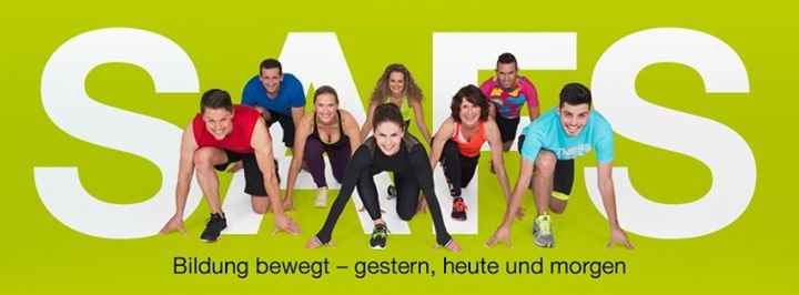 SAFS - swiss academy of fitness and sports cover
