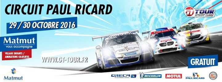 Circuit Paul Ricard OFFICIEL cover