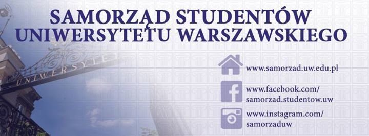 Samorząd Studentów Uniwersytetu Warszawskiego cover