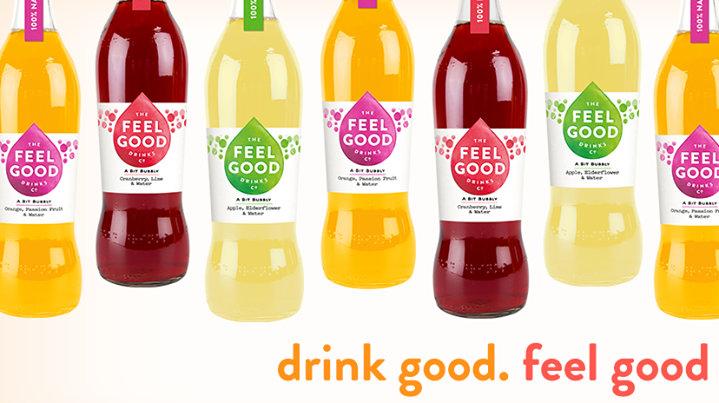 Feel Good Drinks cover
