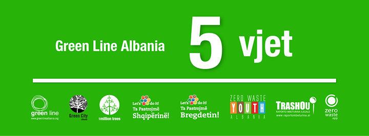 Ta Pastrojmë Shqipërinë cover