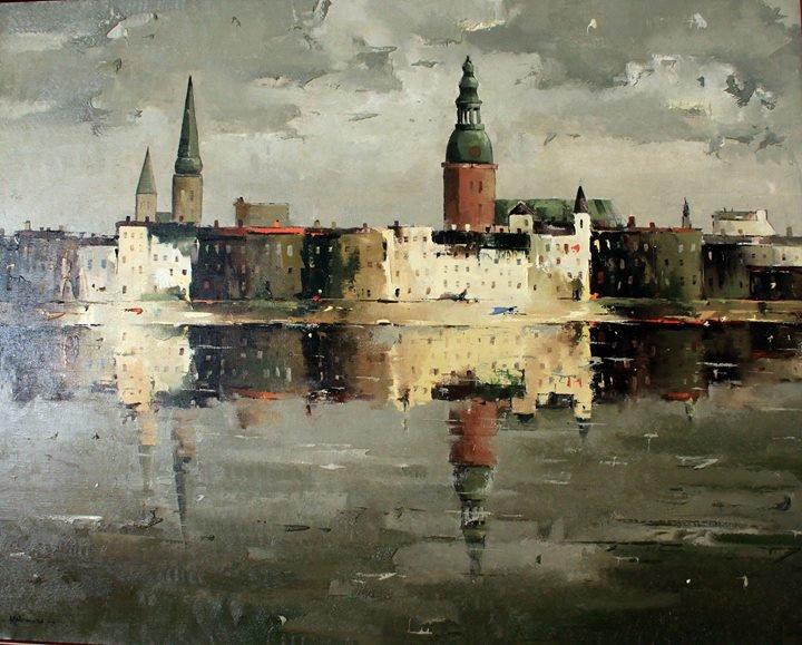 Latvian Embassy in Estonia cover