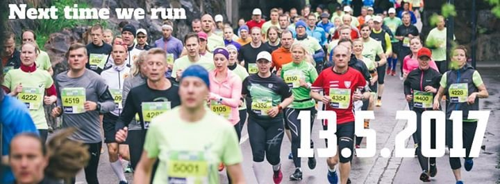 Helsinki City Run cover