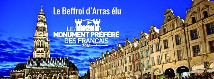 Office de Tourisme d'Arras cover