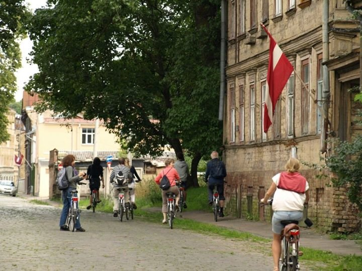 Riga Bike Tours cover