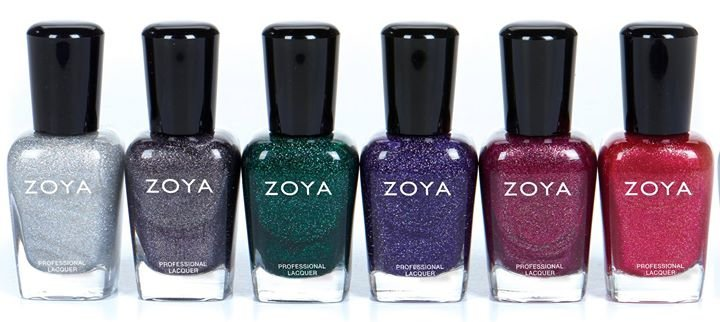 Zoya Nail Polish and Treatments cover