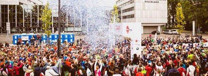 Köln Marathon cover