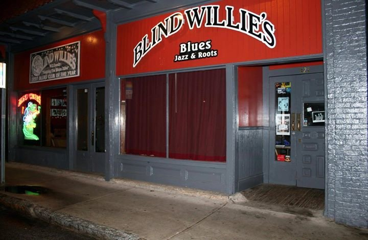 Blind Willie's Blues Club cover