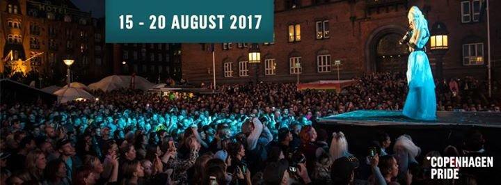 Copenhagen Pride (official) cover