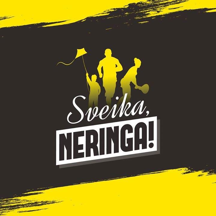 Sveika, Neringa cover