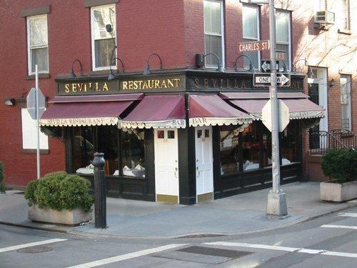Sevilla Restaurant & Bar cover