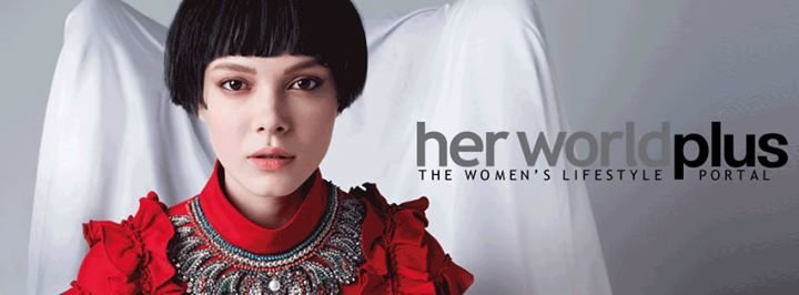 Her World Singapore cover