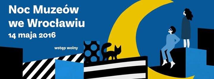 Noc Muzeów we Wrocławiu cover