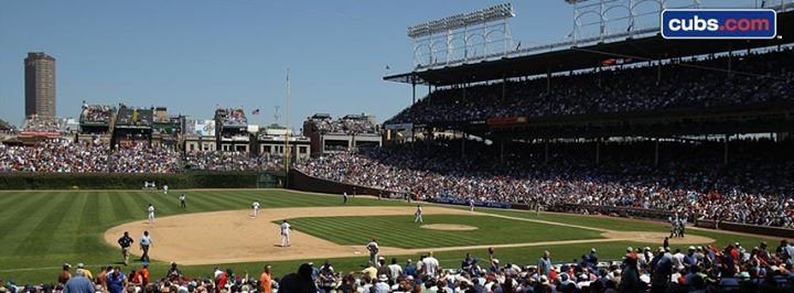 Wrigley Field cover