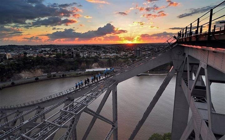Story Bridge Adventure Climb cover
