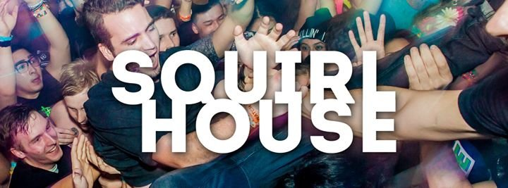 Squirl House cover