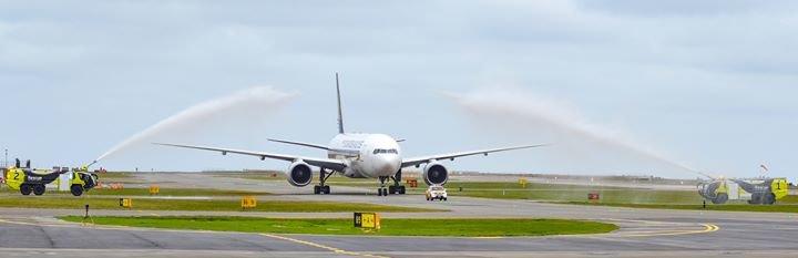 Wellington International Airport cover