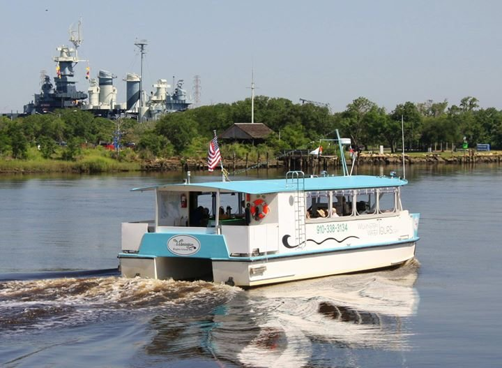Wilmington Water Tours, LLC cover