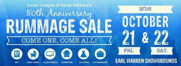 Junior League of Santa Barbara cover
