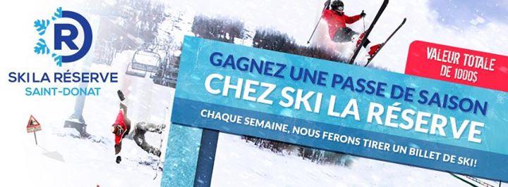 Ski La Réserve cover