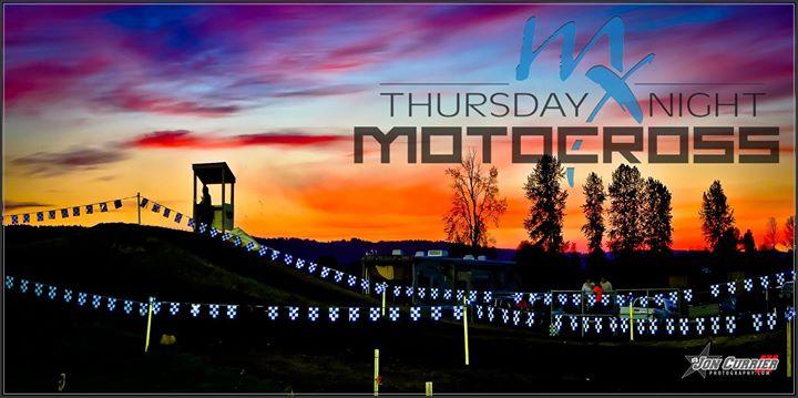 Thursday Night Motocross cover