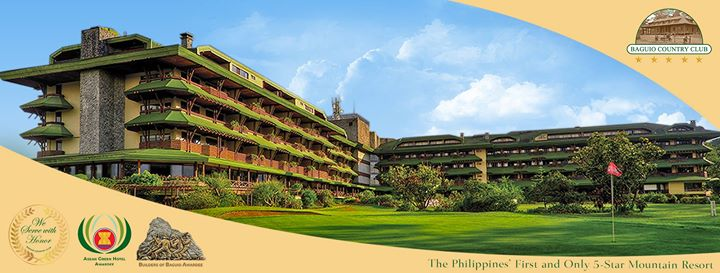 Baguio Country Club cover