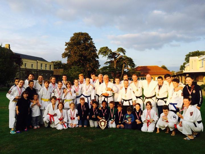 Pinewood Judo Club cover