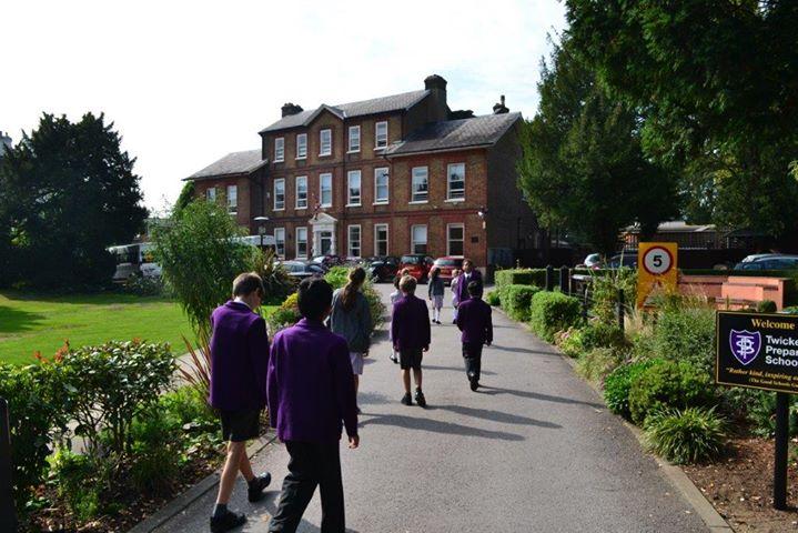 Twickenham Preparatory School cover