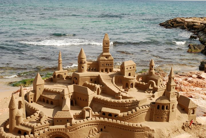 Sandcastle help