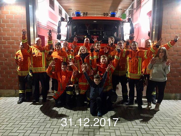 Feuerwehr Braunschweig - Ortsfeuerwehr Melverode cover