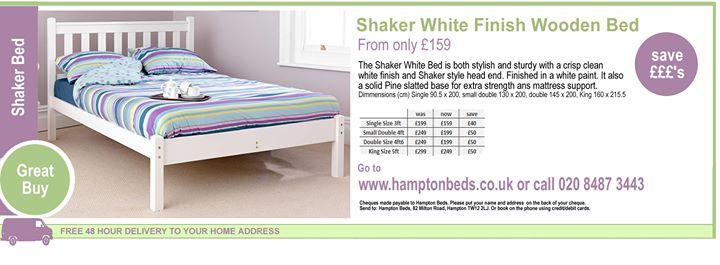 Hampton Beds cover
