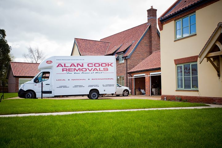 Alan Cook Removals cover