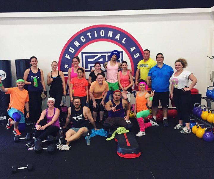 F45 Training Coorparoo cover
