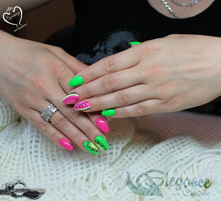 Elegance with Charisma - Nail Salon cover